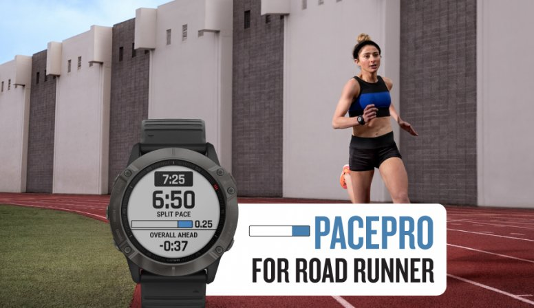 PacePro For Road Runner