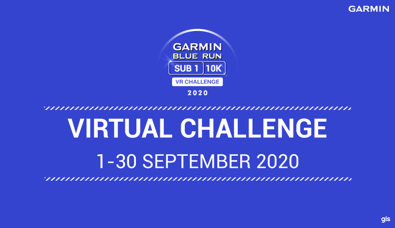 Garmin Blue Run 2020